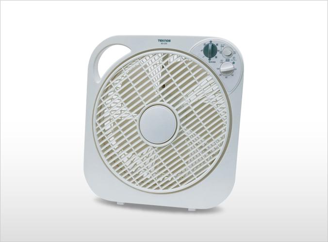30cmタイマー付ボックス扇風機 BO-359