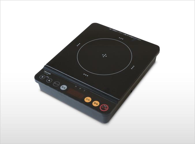 電磁調理器 ECT-1000