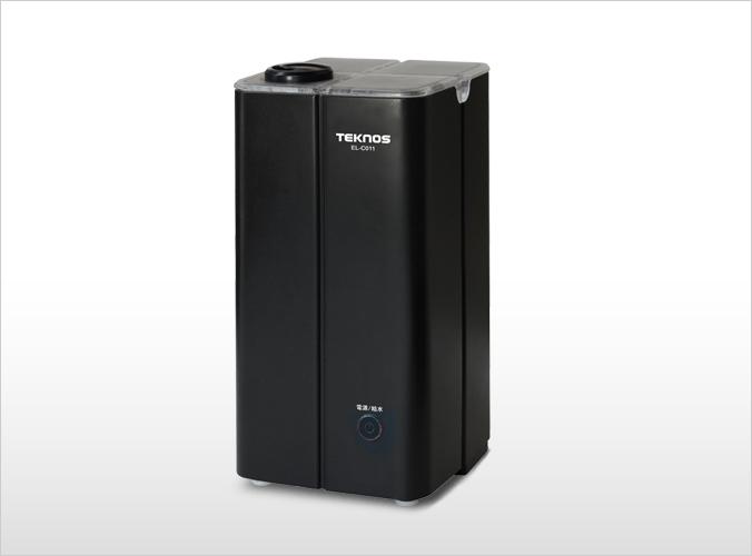 超音波加湿器1.1L EL-C011