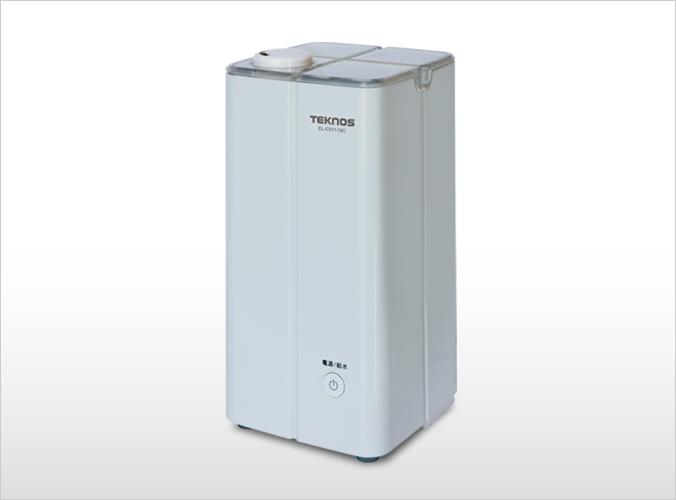超音波加湿器1.1L EL-C011(W)