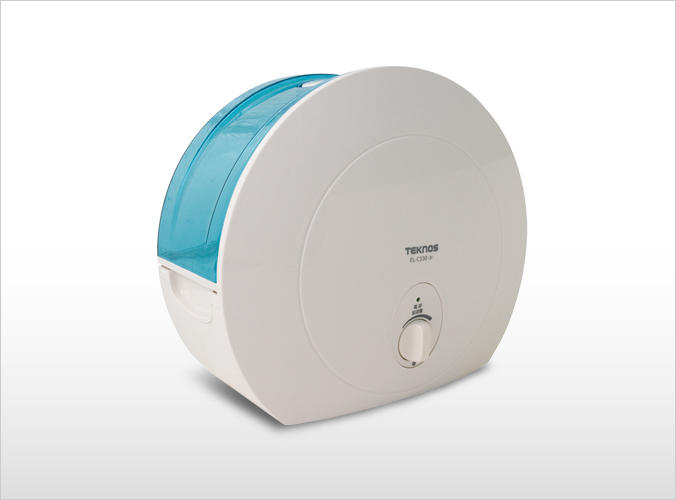 超音波加湿器3.3L EL-C330(B)