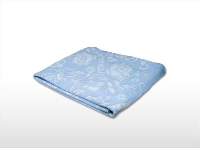 洗える綿掛敷毛布 EM-733