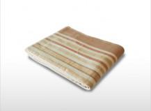 洗える掛敷毛布 大判セミダブルサイズ EM-8012