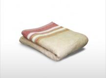 洗える綿掛敷毛布 大判ダブルサイズ EM-W801
