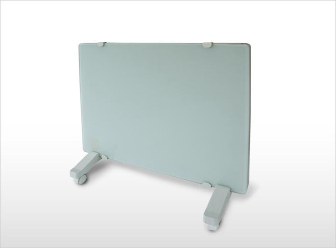 ガラスパネルヒーター 1000W GP-001(W)