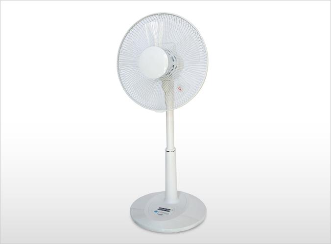 30cmリビングマイコン扇風機 KI-181M