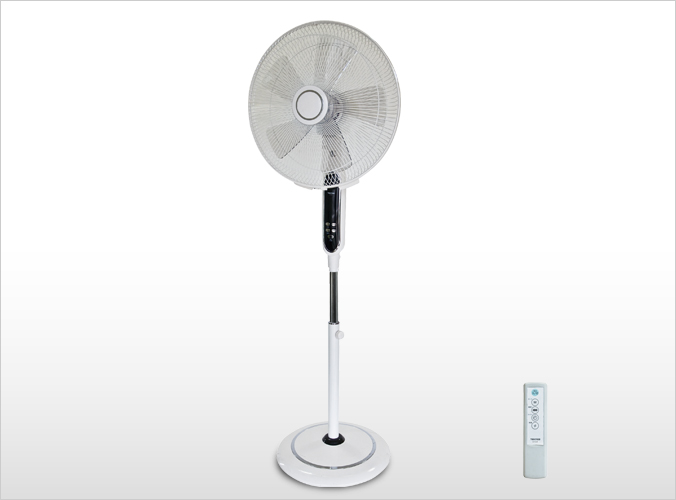 40cmフロアー扇風機フルリモコン KI-F533R