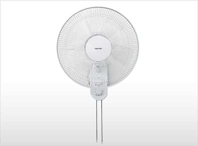 40cm壁掛けメカ扇風機 KI-W422