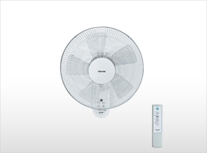 40cm壁掛けフルリモコン扇風機 KI-W478R