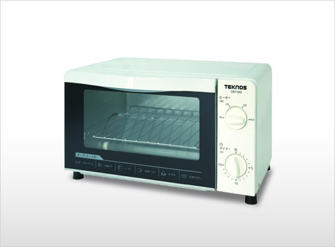 オーブントースター OBT-900