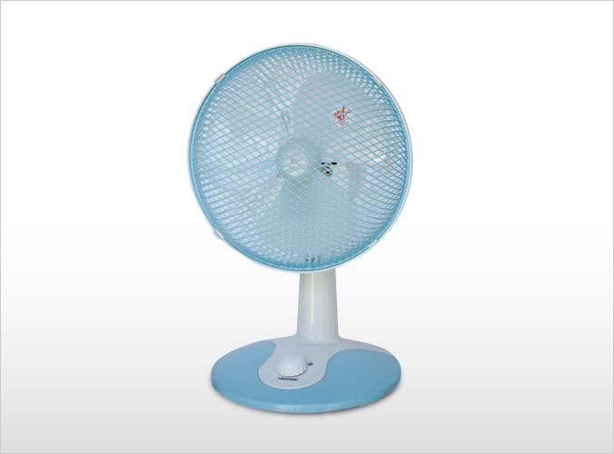 18cm卓上扇風機 TI-1881(A)