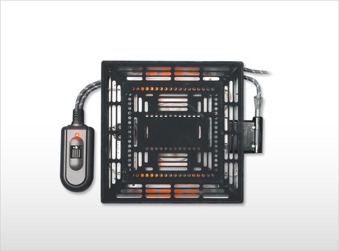 取替ヒーターユニット600W 手元電コン式 TMS-600F