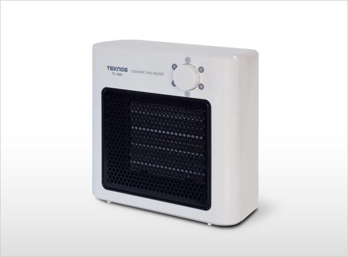 セラミックヒーター 1000W TS-100S