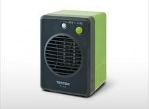 モバイルセラミックヒーター 300W グリーン TS-310