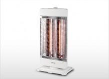 カーボンヒーター450W管2灯 CHM-4531(W)