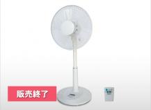 30cmリビングリモコン扇風機 KI-170R