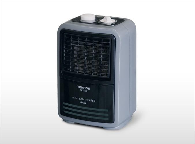 ミニファンヒーター(温調付) TSO-602