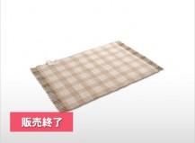 マイナスイオンひざ掛け毛布 HM-1280