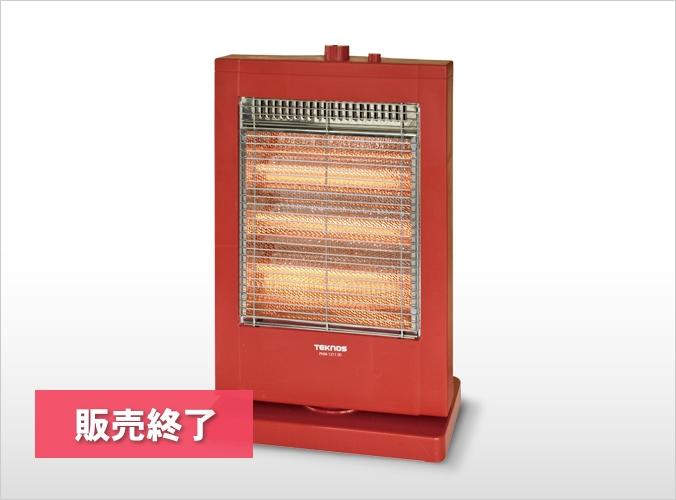 直管型ハロゲンヒーター 400W管3灯 PH-1211(R)