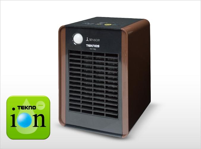 消臭ミニセラミックヒーター人感センサー付 700W TST-705