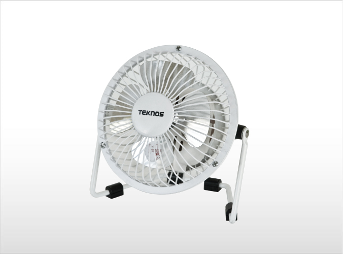 9cmマグネット扇風機(ホワイト) MG-910