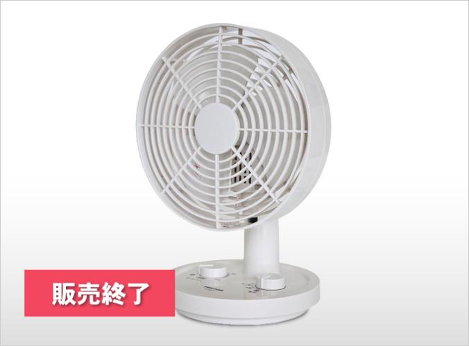 20cmタイマー付卓上扇風機 TI-1911T