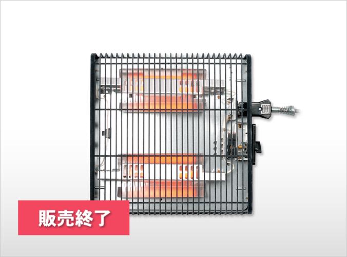 取替ヒーターユニット500W・中間SW TMT-500S