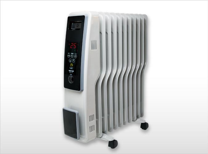 オイルヒーター(デジタル表示) TOH-D1101