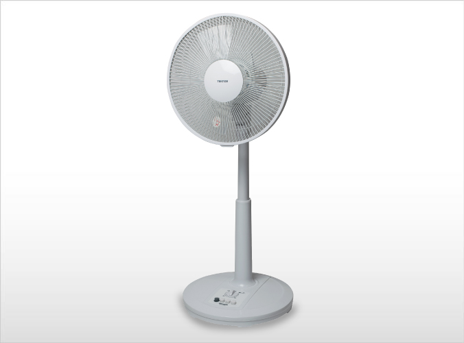 30cmリビングメカ扇風機 KI-1730(W)