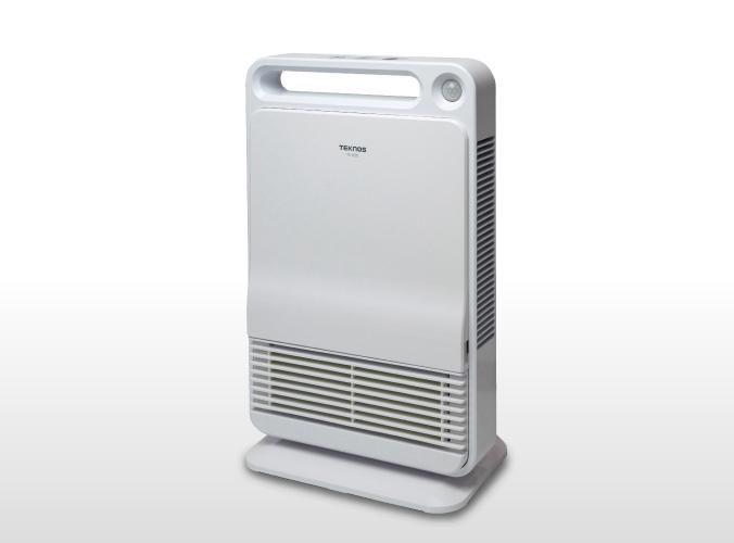 人感センサー付き消臭セラミックファンヒーター 800W TS-800