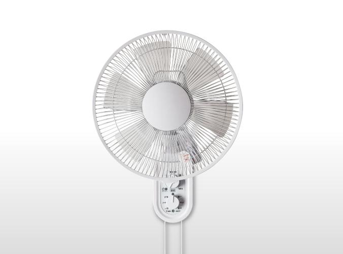 30cm壁掛けメカ扇風機 KI-W289