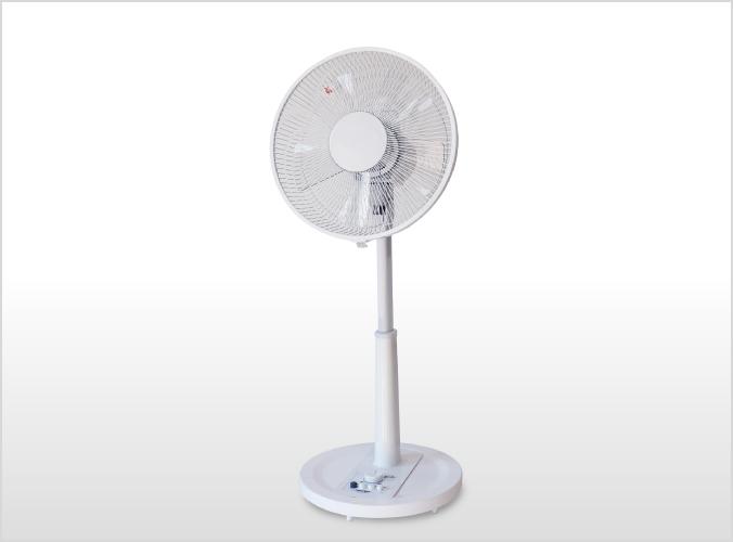 30cmリビングメカ扇風機 KI-1741(W)