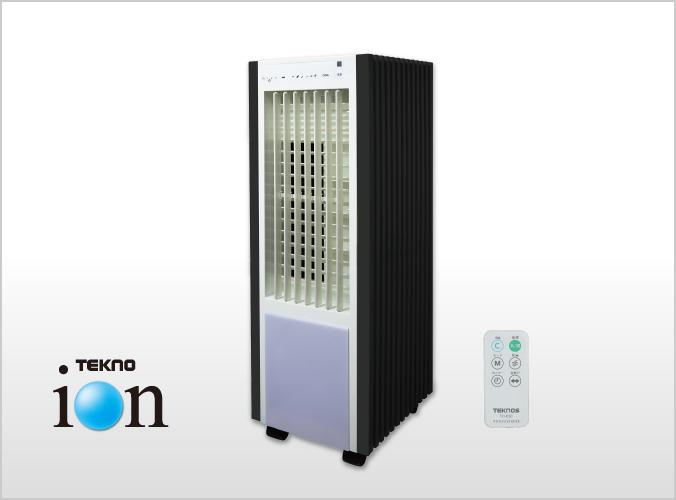 テクノイオン搭載リモコン冷風扇風機 TCI-050