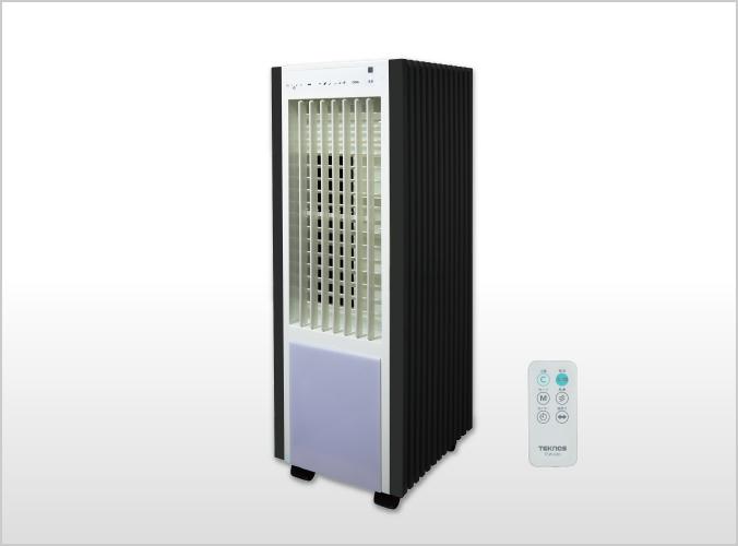 リモコン冷風扇風機 TCW-030