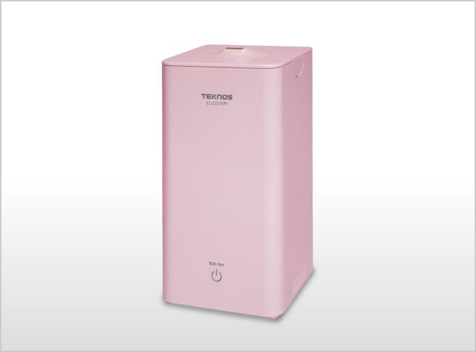超音波加湿器1.0L EL-C019(P)