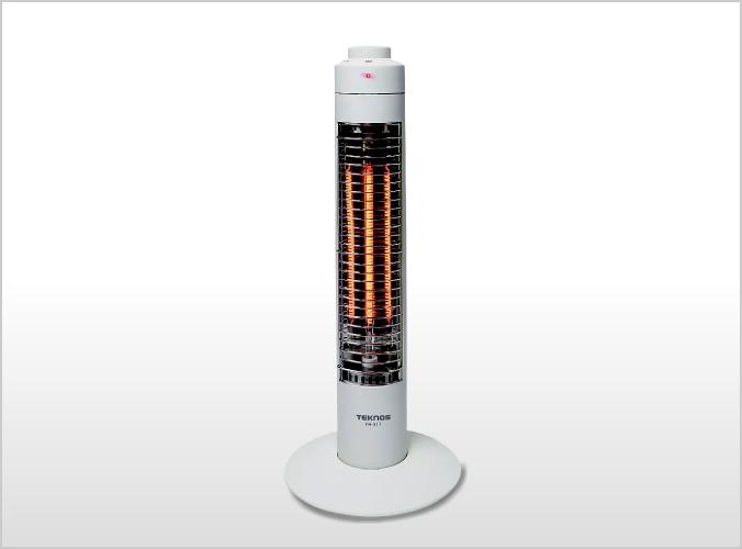 スリムハロゲンヒーター 300W 1灯 PH-317