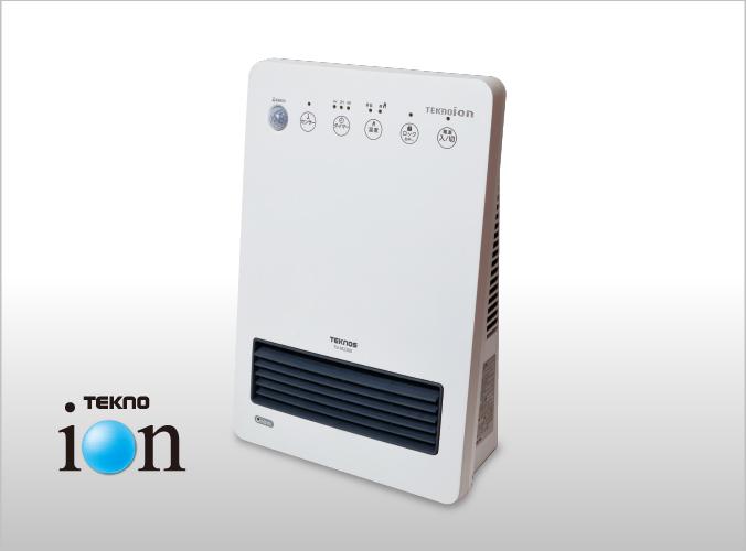 テクノイオン・人感センサー付きセラミックヒーター TSI-M2200